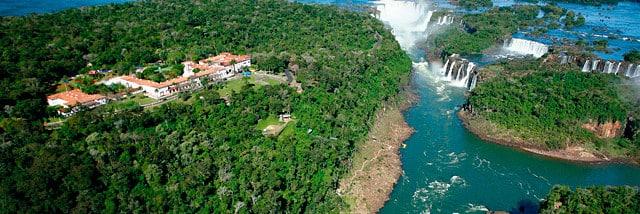 Aniversário casamento Hotel Cataratas Foz de Iguaçu