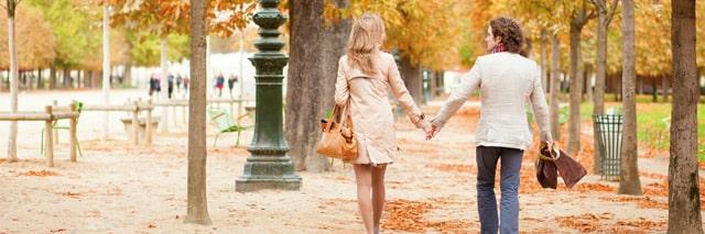 O romantismo de Paris