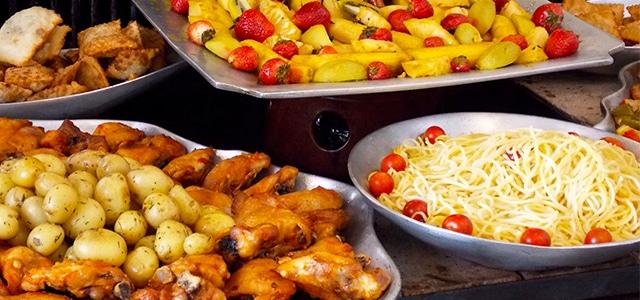 Hotel Fazenda Capoava - Gastronomia