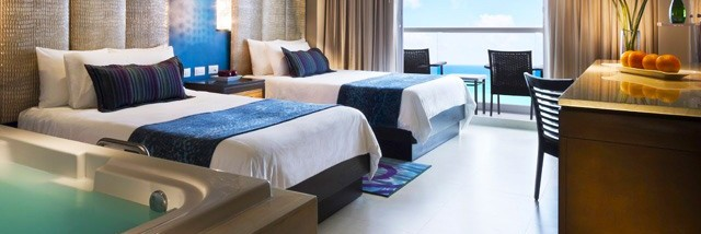 Deluxe Room Hard Rock Hotel Cancun All-Inclusive