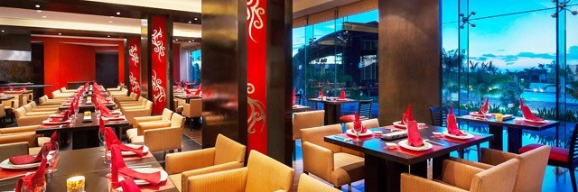 Restaurante Hard Rock Hotel Cancun All-inclusive