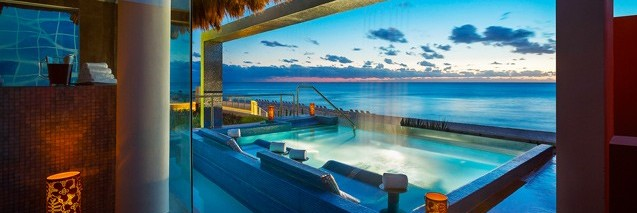 Spa do Hard Rock Hotel Cancun All-Inclusive
