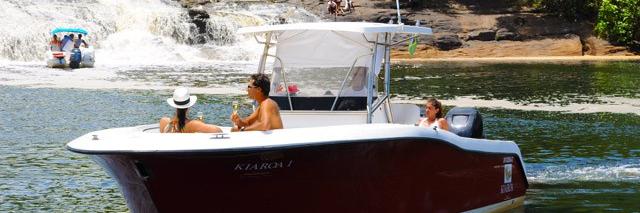Kiaroa - Lancha