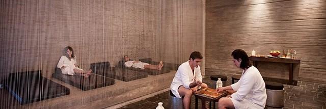 Spa do hotel Entre Cielos em Mendoza