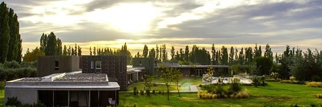 Fachada do hotel Entre Cielos em Mendoza