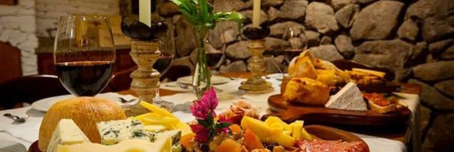 Amparo - Engenho Restaurante do Hotel Sant'Anna