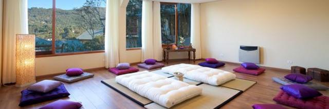 Sala de fitness - Spa Mirante da Colyna - Monte Verde