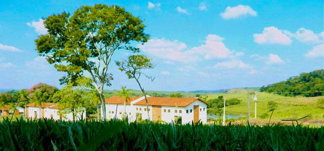 Fazenda Santa Teresa, na Serra da Bocaina