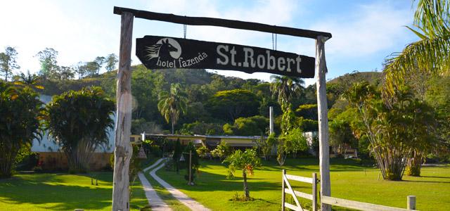 Hotel Fazenda no Rio de Janeiro: Fazenda St Robert