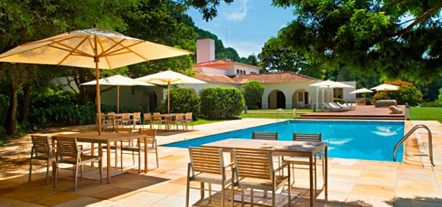 Garden Hill Small Resort, um dos melhores Resorts no Brasil