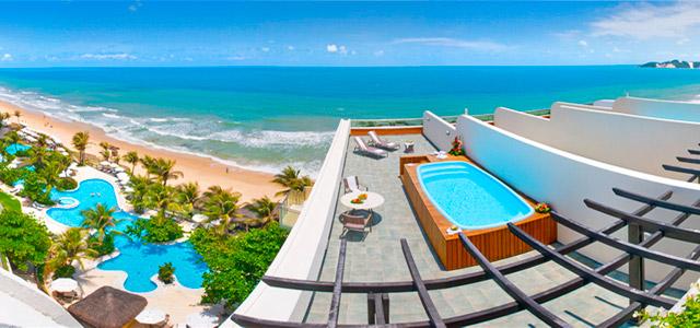 Serhs Grand Hotel: Um dos melhores resorts em Natal!