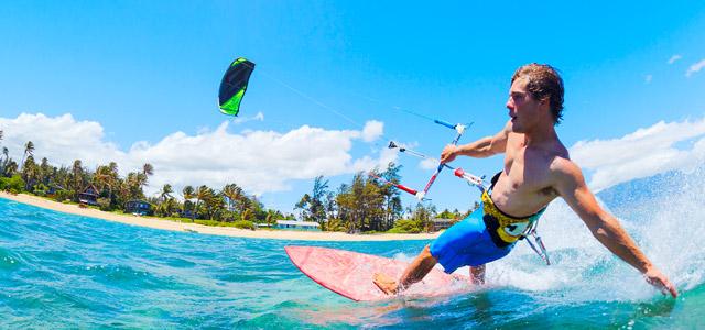 Aproveite suas férias de forma radical!