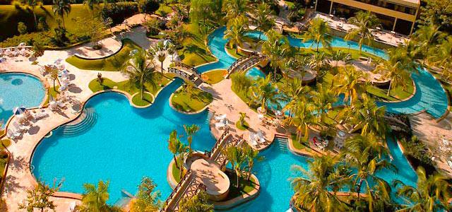 Blue Tree Park Lins, um dos Melhores resorts do Brasil
