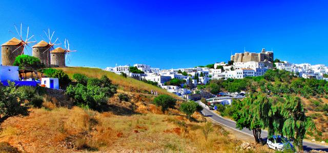 A Ilha Grega Sagrada