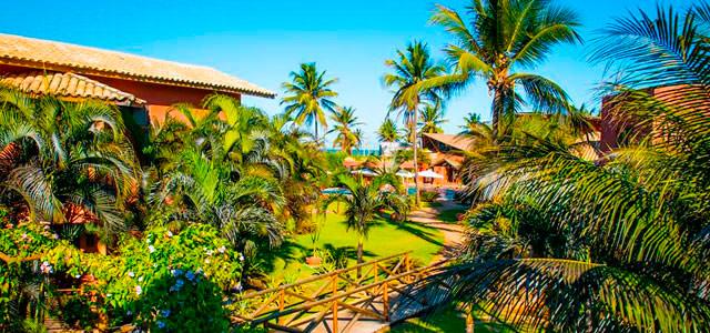Descubra o melhor de Aracaju no Aruanã Eco Praia Hotel!