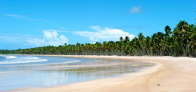 Praia de Moreré - Boipeba