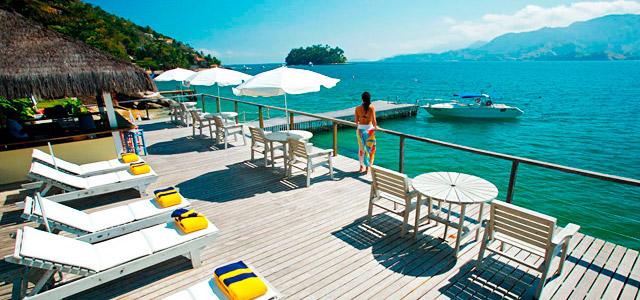 No Barra do Piuva, o mar é responsável pela beleza do local