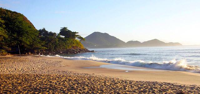 Praia das Toninhas, uma das melhores praias de Ubatuba