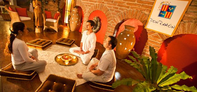 Spa Hotel Don Ramon, em Gramado: atmosfera mística