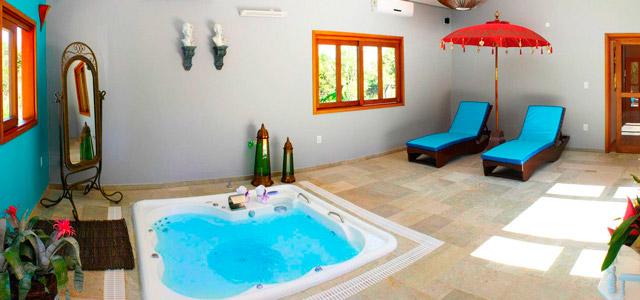 Thermas Park Resort Spa, uma excelente pedida para aproveitar o Thermas dos Laranjais