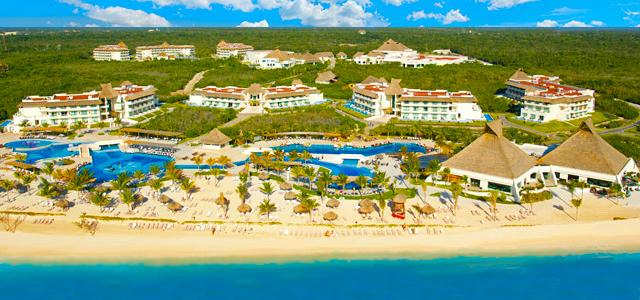 BlueBay Grand Esmeralda: a 10 minutos da Playa del Carmen, a mais badalada da Riviera