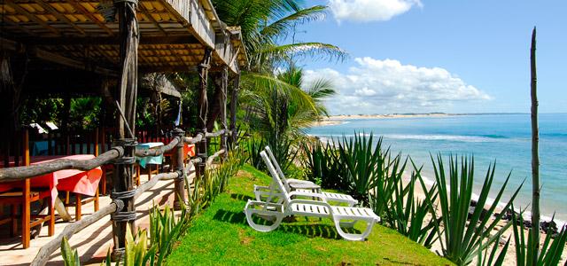 Semana Santa 2014 para curtir Tibau do Sul