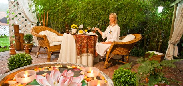 Spa Relaxante Don Ramon: massagens para afastar o estresse tornarão seu feriado do dia do trabalhador um dia inesquecível