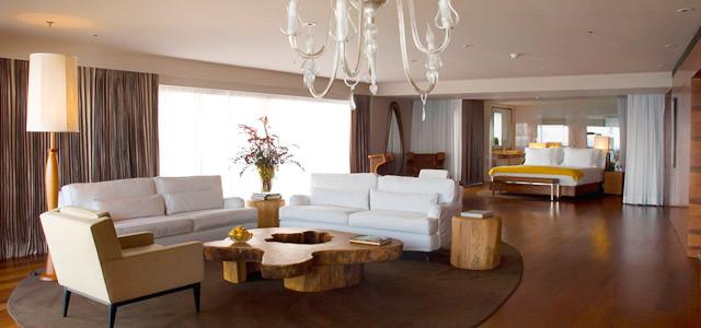 Hotel Fasano: o hotel preferido das celebridades
