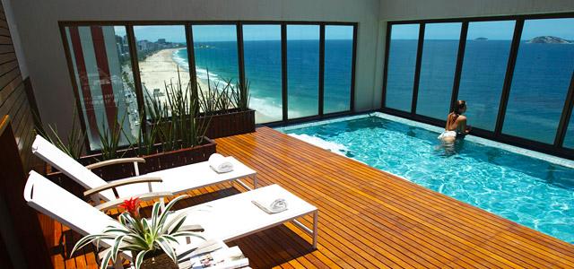 Marina All Suites: primeiro hotél boutique e design do Rio de Janeiro é sinônimo de conforto na Cidade Maravilhosa
