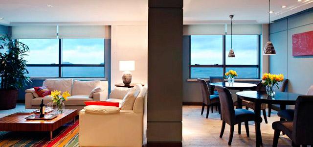 Marina All Suites: primeiro hotel design do Rio de Janeiro