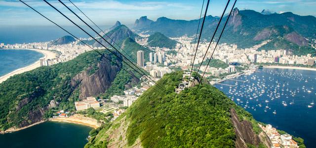 Não há como negar: o Rio de Janeiro continua lindo!