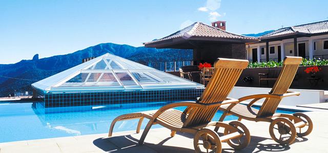 Hotel São Gotardo, viagem de lua de mel na serra