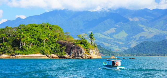 Refúgio Tropical: Paraty é uma cidade linda nos 365 dias do ano. Mas no dia primeiro de maio ficará mais incrível com hospedagem no Refúgio, em oferta na nossa página
