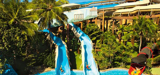 1º lugar entre 10 melhores parques aquáticos da America do Sul