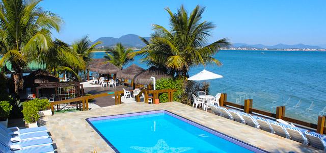 Costa Norte Ingleses: o hotel preza pelo atendimento cordial e possui impressionante infraestrutura. Um dos requisitados hotéis em Florianópolis