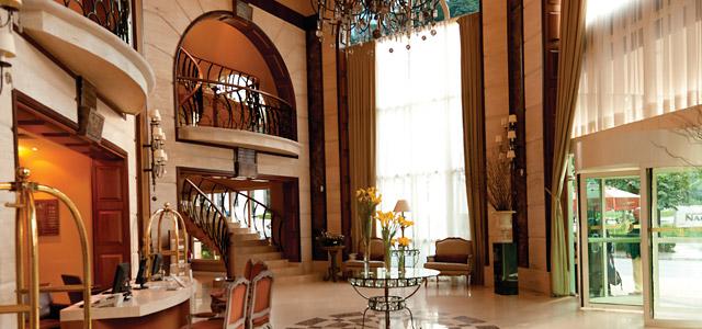 Gran Estanplaza São Paulo: requinte e sofisticação marcam essa estada em um dos hotéis em São Paulo mais luxuosos