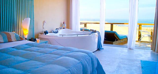 La Viuda del Diablo: hotel charmoso, com vista encantadora para a praia em Punta del Diablo. Em oferta na nossa página com desconto irresistível!