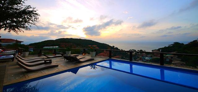 La Pedrera: um dos mais românticos hotéis em Búzios