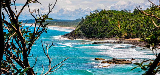Boipeba é a vizinha tranquila, com praias quase privativas e preservadas. Inclua no seu roteiro dias de tranquilidade nas praias do sul da Bahia