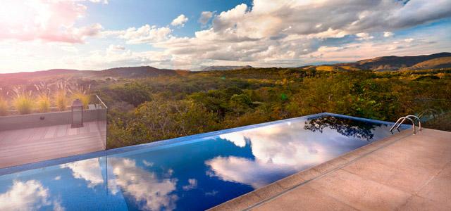 Estada na pousada Capim do Mato garante ser uma das melhores do inverno no Brasil