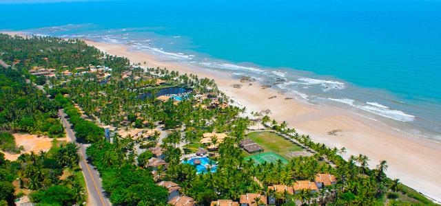 Ilhéus abriga o Cana Brava Resort All Inclusive. Além de um destino que proporciona as melhores paisagens e as melhores praias do nordeste, o resort Cana Brava, com tarifa especial para o sócio Zarpo, é a indicação mais quente para você!