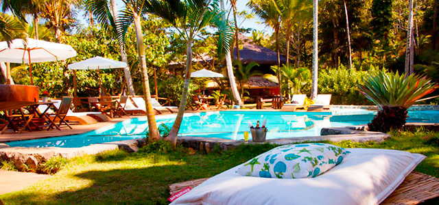 Itacaré Eco Resort: infraestrutura e lazer não faltará nesse resort que fica na praia de Itacaré. O feriado de Corpus Christi 2014 mais salgadinho