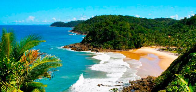 Itacaré, além dos cenários paradisíacos, da densa mata atlântica, de rios e cachoeiras, também é considerado um ótimo destino de ecoturismo. Aproveite as ofertas do Zarpo para conhecer as praias do sul da Bahia