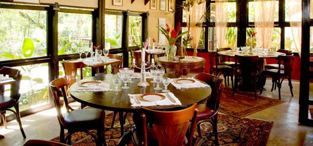 Voilà Bistrot: o número 1 de 828 restaurantes em Paraty, conquistou tamanho prestígio devido a mistura da culinária francesa com toques de criatividade