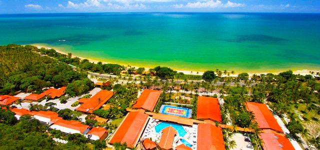 Porto Seguro Praia Resort: as melhores férias escolares da sua vida com os pés nas mais belas praias e regime All-Inclusive