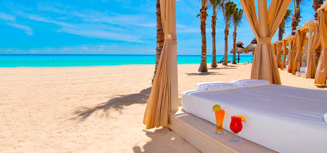 As belezas de Cancun são muitas. Não deixe de viajar para Cancun e conhecê-las