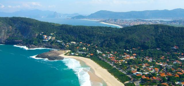 Itacoatiara (Niterói) - Praias Mais Bonitas do Brasil