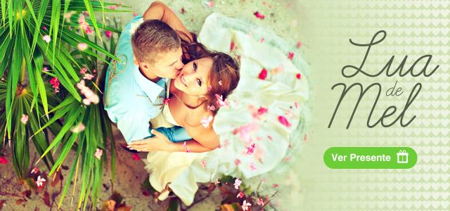 Vale Presente Lua de Mel: presente para aquele seu amigo recém-casado