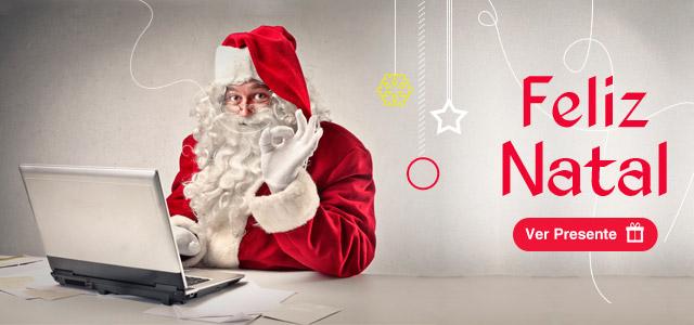 No Natal, nada de pegar filas nas lojas! O Vale Presente do Zarpo é enviado ao presenteado através do e-mail