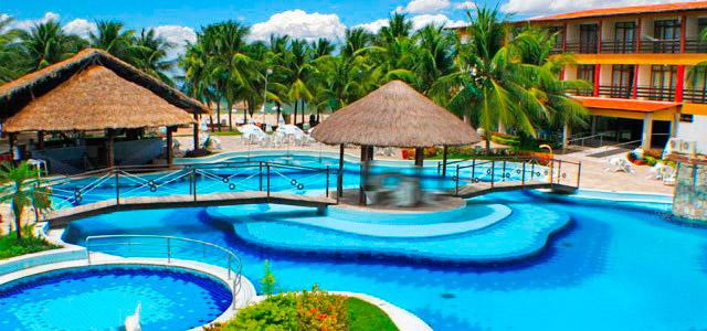 Praia Dourada Hotel: Presente para o dia dos pais para eles aproveitarem as belezas de Maragogi